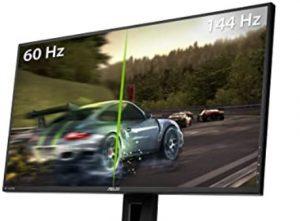 best 144hz monitor under 300