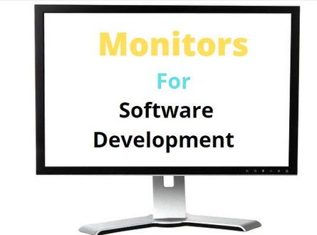 best Monitor for software development